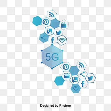 Modern 5G icon graphics design, 5g, Icon, Thunderbolt Icon PNG and PSD