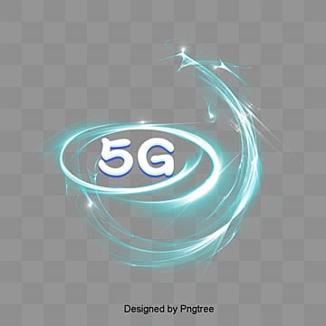 creative 3d 5g elements, Stereo, Dot, Gradient PNG and PSD