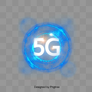 Modern Business 5G Network Elements, Communications, Elements, White PNG and PSD
