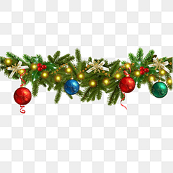 Christmas Green.Christmas Lights Png Images Vector And Psd Files Free