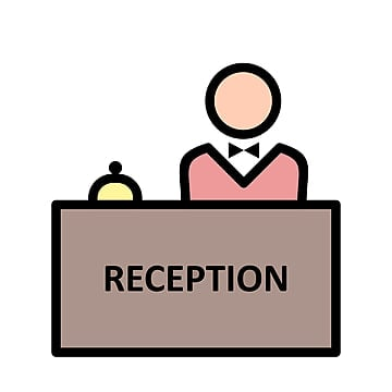 Reception Desk Png Images Vector And Psd Files Free Download On