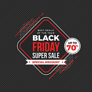 black friday sale banner abstract background, Business, Word, Illustration PNG and Vector