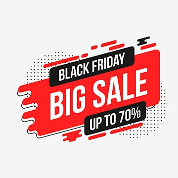 Black Friday Sale   Abstract Background, , Sale, Red PNG and Vector