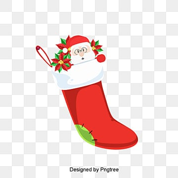 Christmas Stockings Cartoon.Christmas Stocking Png Images Vector And Psd Files Free