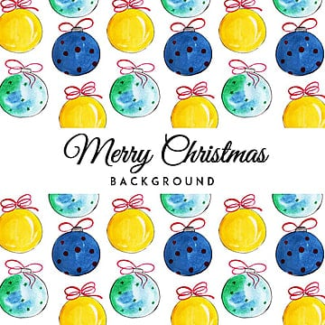watercolor christmas floral background, Watercolor, Christmas, Paint PNG and Vector