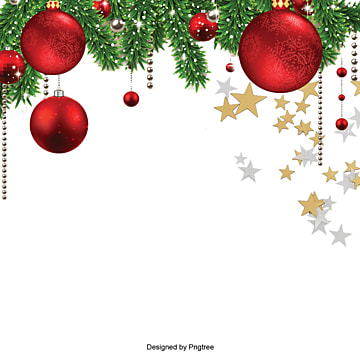 Christmas Decoration Png Images Vectors And Psd Files Free