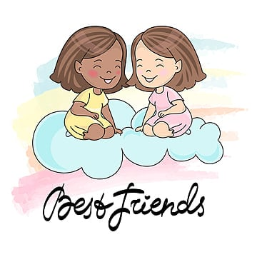 Best Friend Png Images Vector And Psd Files Free Download On Pngtree