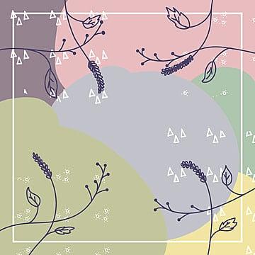 Il Disegno Di Foglie Immagini Png Vettori E File Psd Scarica