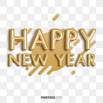 Happy New Year Png Images Vector And Psd Files Free Download On Pngtree