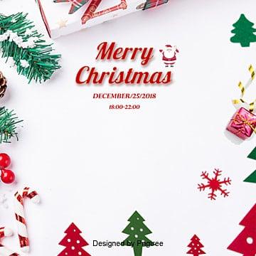 현대 귀요미 크리스마스 심플 배경 성탄, 배경, 크리스마스 배경, 귀엽다 PNG 및 PSD