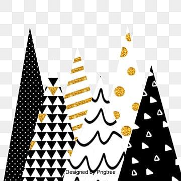 크리스마스 아이디어 흑백 크리스마스 화살 화살 성탄, 삽화, 벡터, 화살 PNG 및 PSD