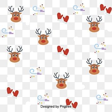귀여운 크리스마스 사슴 무늬 배경, 배경, 크리스마스 배경, 귀엽다 PNG 및 PSD