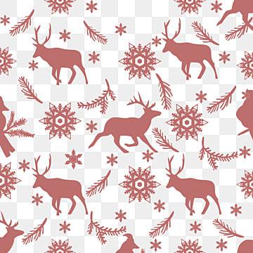옅은 색 복고 크리스마스 사불상 포장지 배경, 배경, 포장지 배경, 크리스마스 PNG 및 PSD