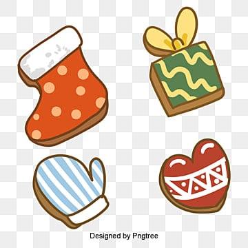 크리스마스 음식 강전 그린 삽화, 바람, 삽화, 만화 PNG 및 PSD