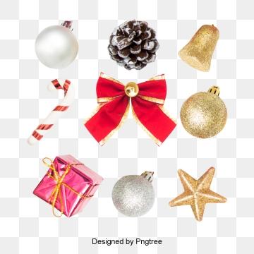 크리스마스 명절 장식물 합동 성탄, 크리스마스 선물, 크리스마스 장식물, 선물 상자 PNG 및 PSD