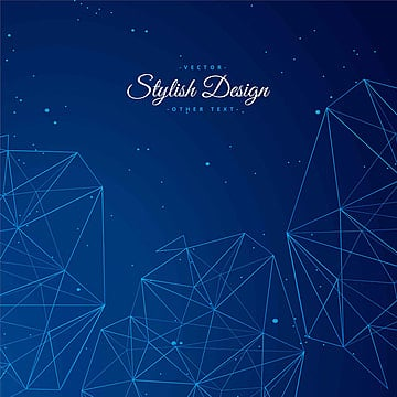 blue night sky stereo vector background, Stereo, Blue, Night Sky PNG and Vector