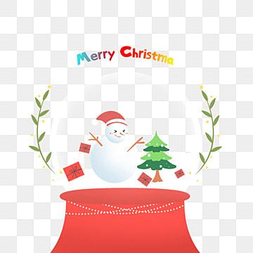 핑크 하트 눈꽃 크리스마스 눈사람 오르골 귀여운 배경, 핑크, 사랑, 눈꽃 PNG 및 PSD