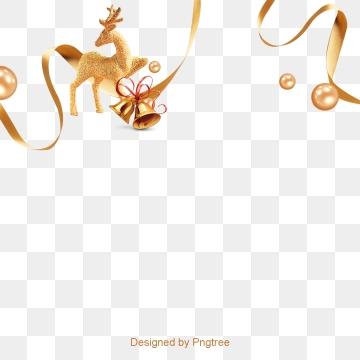 금색 질감 크리스마스 사슴 테이프 메리 크리스마스 테두리 성탄, 국경 틀, 크리스마스 테두리, 크리스마스 사슴 PNG 및 PSD