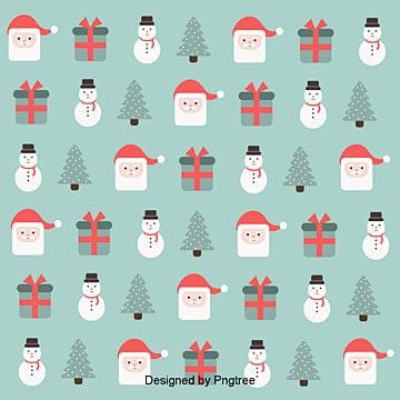 크리스마스 크리스마스, 산타클로스, 눈사람 포장지 배경, 크리스마스, 산타클로스, 포장지 문리 PNG 및 PSD