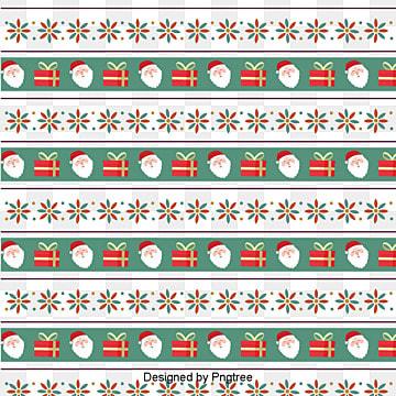 귀여운 크리스마스 포장지 무늬 배경, 포장지 문리, 크리스마스 선물, 크리스마스 PNG 및 벡터