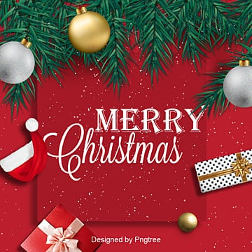 the background of classic red and green christmas e commerce promotion, Background, Christmas Background, Texture PNG and PSD