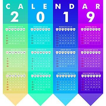 Calendario 2019 Moderno.Foto Di Un Calendario Immagini Png Vettori E File Psd