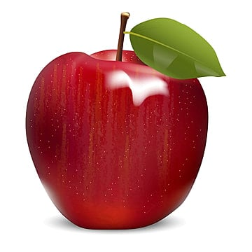 Red Apples Png, Vector, PSD, and Clipart With Transparent ...