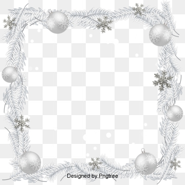 Christmas Border Black And White.Christmas Border Png Images Vector And Psd Files Free