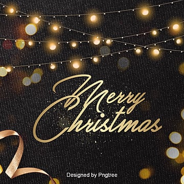 exquisite black gold christmas promotion background, Background, Christmas Background, Texture PNG and PSD