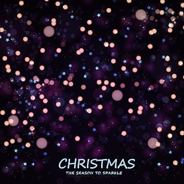 어두운 밤 빛깔의 별 원소 배경 성탄, 메리 크리스마스, 별, 플래시 PNG 및 벡터
