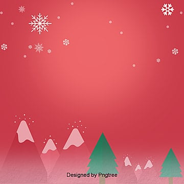 Free Download Red Romantic Christmas Theme Card Invitation