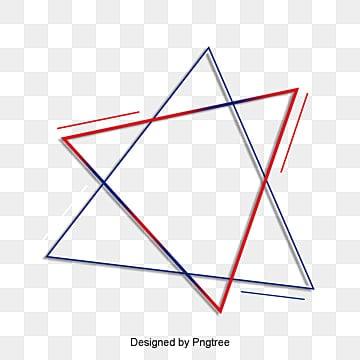 กรอบรูปดาวกรอบรูปลายสลับ  สีขาว  สีฟ้า PNG และ PSD