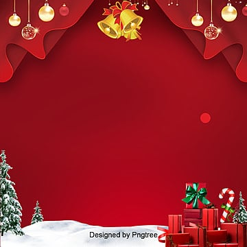 Christmas Background Clipart.Red Christmas Background Png Vector Psd And Clipart With