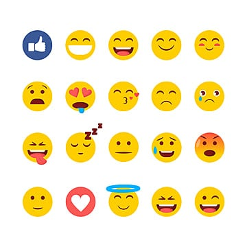 Emoji Facebook Png Images Vector And Psd Files Free Download On Pngtree