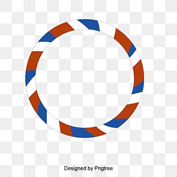 ธงวงกลมเส้นขอบสีน้ำเงินผิดปกติธงประเทศ  สีฟ้า  สีขาว PNG และ PSD