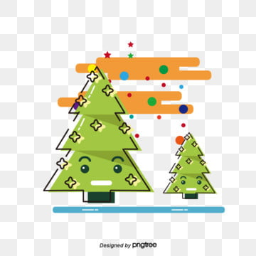 the christmas tree, Face Cards, The Reindeer., Christmas PNG and Vector