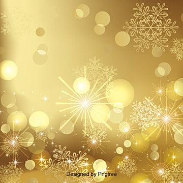 golden element dream style background design png 262882
