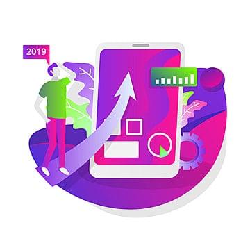 उदाहरण के सामाजिक मीडिया व्यवसाय और वेबसाइट के विकास के एक मोबाइल वेबसाइट है ।, 여자, सामाजिक, हैश टैग पीएनजी और वेक्टर