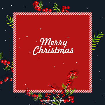 red retro christmas and, Simple, Christmas Card Background, Red PNG and PSD