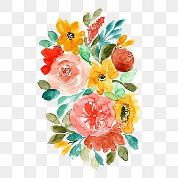 Arreglos Florales Png Vectores Psd E Clipart Para