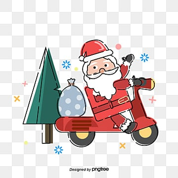 christmas santa claus, Santa Claus., Gifts, Christmas PNG and Vector
