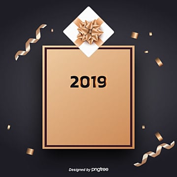 as the next new year card, Gifts, The Ribbon, The Light Brown Colour PNG and PSD