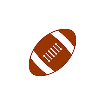 American football. Clipart download free transparent