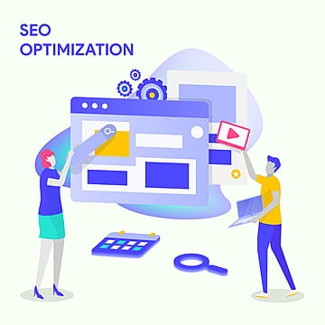 illustration for business solutions  start up  SEO OPTIMIZATION  Modern vector illustration concepts for website and  website development, Seo, Marketing, Optimization PNG and Vector
