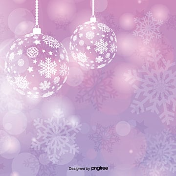 purple romantic christmas snow drop background, Sns Background, The Snow, Lantern PNG and PSD