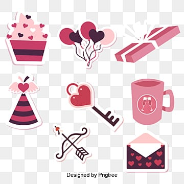 creative cartoon illustrations of love on porn festival, Lovely, Aestheticism, Valentines Day PNG and PSD