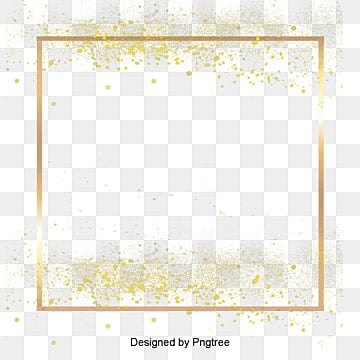 golden bright gradient border, Bright, Smooth, Luxurious PNG and PSD