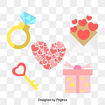 графический ключ сердце