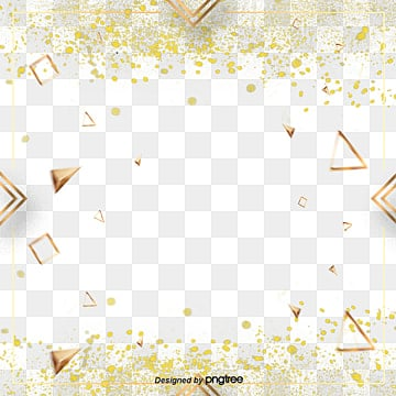 Fashion Creative Golden Border, Originality, Fashion, Decorate PNG and PSD