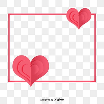pink origami love valentines day elements, Pattern, Lover, Love PNG and PSD